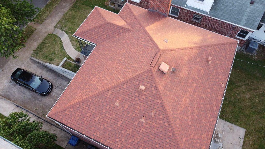 ballwin roofing company